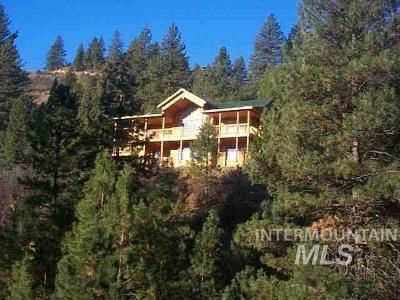 Boise Single Family Home For Sale: 27 Wilderness Way