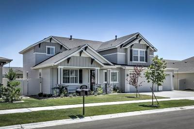 Meridian Single Family Home For Sale: 4410 N Cherry Bark Way