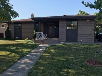 Lewiston Single Family Home For Sale: 2421 14th Avenue