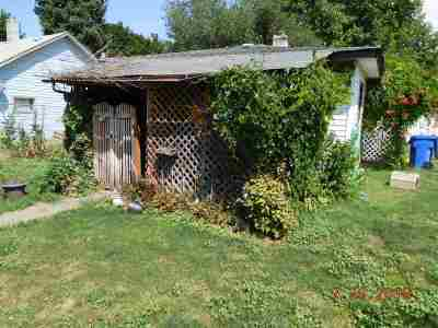 Single Family Home For Sale: 205 W 2nd Street