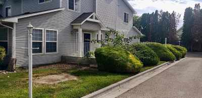 Nampa, Caldwell, Middleton Condo/Townhouse For Sale: 1824 S Juniper