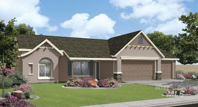 Nampa Single Family Home For Sale: 6105 E Canyon Crossing Dr.