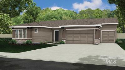 Nampa Single Family Home For Sale: 6130 E Canyon Crossing Dr.