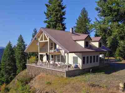 Orofino ID Single Family Home For Sale: $420,000