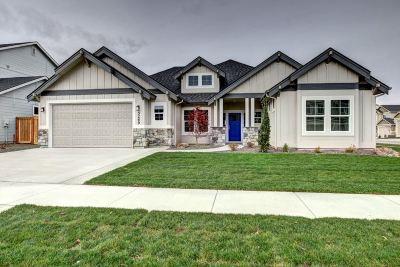 Meridian Single Family Home For Sale: 3288 Gisborne St.