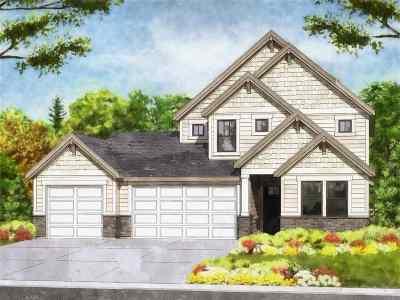 Meridian Single Family Home For Sale: 3375 E Gisborne St.