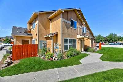Boise Condo/Townhouse For Sale: 9117 W Brogan Dr