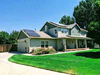 Boise Single Family Home For Sale: 7180 Ambleside Dr.