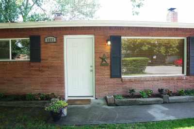 Single Family Home For Sale: 3223 W Taft St