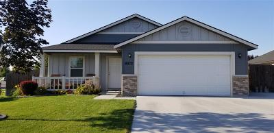 Nampa Single Family Home For Sale: 6672 Gardenia Ln