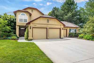 Boise Single Family Home For Sale: 11405 W Hickory Nut St.