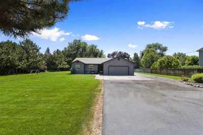 Boise Single Family Home For Sale: 10301 W Arnold