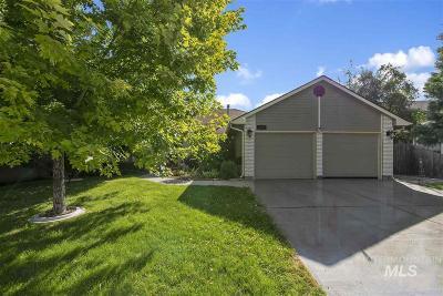 Boise Single Family Home For Sale: 2858 S Garden