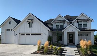 Meridian Single Family Home For Sale: 480 E Rio Colinas Ct
