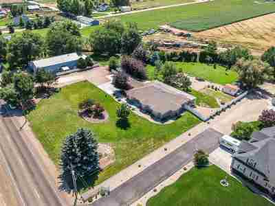 Nampa Single Family Home For Sale: 18909 N Midland Blvd