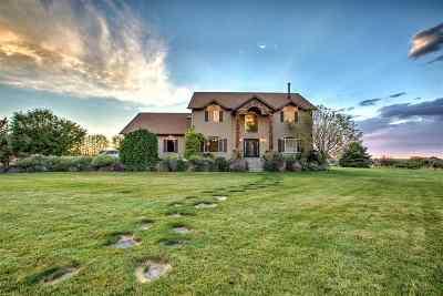 Kimberly Single Family Home For Sale: 3448 China Ridge Dr