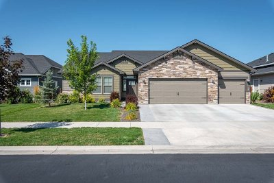 Eagle Single Family Home For Sale: 973 N World Cup Ln.