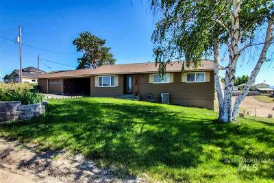Fruitland Single Family Home For Sale: 1035 Glenway