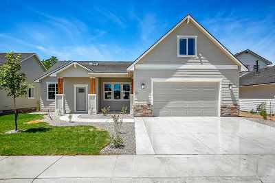 Nampa Single Family Home For Sale: 62 S Norcrest Ave