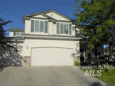 Nampa Single Family Home For Sale: 643 W Crimson Loop