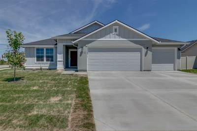 Nampa Single Family Home For Sale: 13848 S Baroque Ave