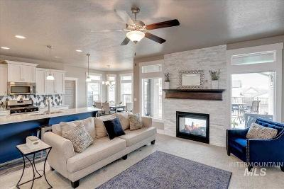 Meridian Single Family Home For Sale: 3912 S Shimmering Way