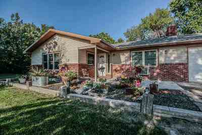 Owyhee County Single Family Home For Sale: 5634 Van Rd