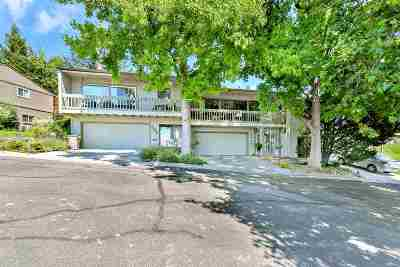 Boise Condo/Townhouse For Sale: 4990 Wildrye