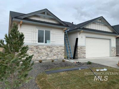 Kuna Single Family Home For Sale: 1440 W Cerulean St