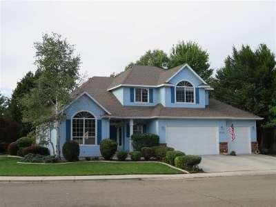 Boise Single Family Home For Sale: 13399 W Waldemar St.