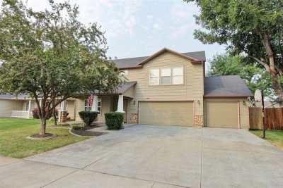 Boise Single Family Home For Sale: 3421 N Tweedbrook Place