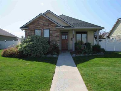 Lewiston Single Family Home For Sale: 1808 Imnaha Lane