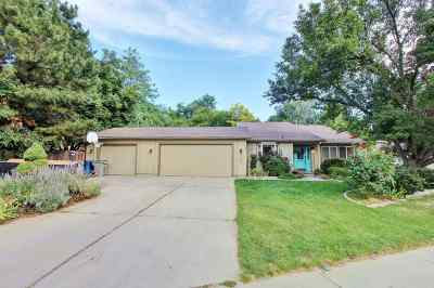 Boise Single Family Home For Sale: 12090 W Combes Park Dr