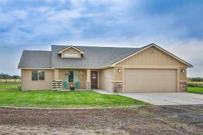 Kimberly Single Family Home For Sale: 3567 N 3230 E