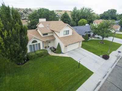 Boise Single Family Home For Sale: 2793 E Gloucester Street