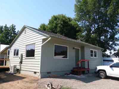 Kamiah Single Family Home For Sale: 705 Nickel Street