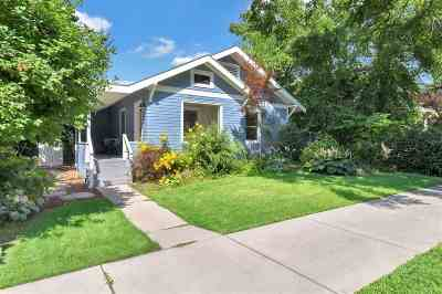 Boise ID Single Family Home For Sale: $748,000