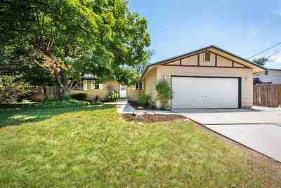 Boise Single Family Home For Sale: 4370 N Vera