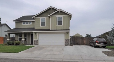Kuna Single Family Home For Sale: 760 W Sandbox St