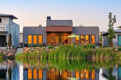 Eagle Single Family Home For Sale: 1675 E Lone Shore Lane