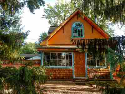 Single Family Home For Sale: 2219 W Targee
