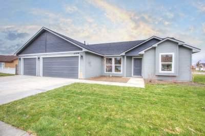 Emmett Single Family Home For Sale: 4016 Queen Anne Dr