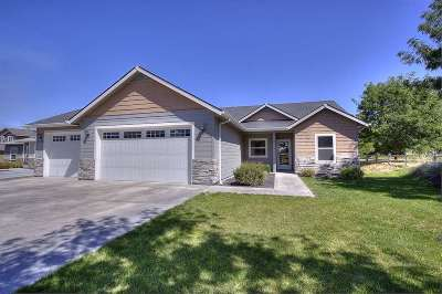 Nampa Single Family Home For Sale: 1726 S Kansas