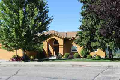 Boise Single Family Home For Sale: 3213 E Boulder Heights Dr