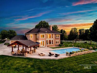 Eagle ID Single Family Home For Sale: $1,345,000