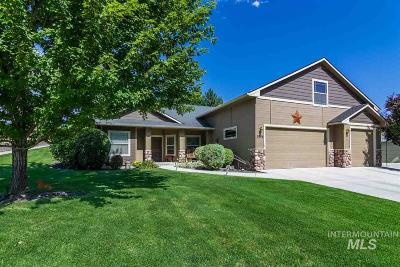 Nampa Single Family Home For Sale: 2604 S Skyview Dr