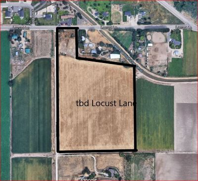 Nampa Residential Lots & Land For Sale: Locust Lane