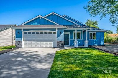 Nampa Single Family Home For Sale: 3424 E Sherman Ave