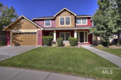 Meridian Single Family Home For Sale: 5545 N Fox Run Way