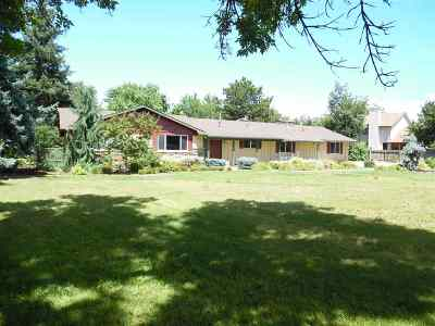 Boise Multi Family Home For Sale: 8618 W Ustick Road